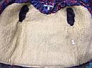 Детский зимний комбинезон Лилия для девочки 92-98 см, фото 2