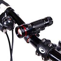 Фонарь велосипедный, основной+мигалка, фото 1