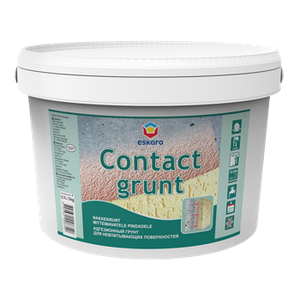 Contact Grunt Адгезійна ґрунтовка для невсмоктуючих поверхонь