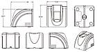 Настольный считыватель отпечатков пальцев ZK6500, фото 5