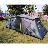 Палатка 6-ти местная GreenCamp 920, автомат
