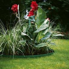 Бордюр садовый зеленый 9м*15см  | 00538-20.000.00, фото 3