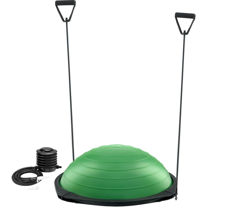Балансировочная платформа 4FIZJO Bosu Ball 60 см 4FJ0037 Green SKL41-227748