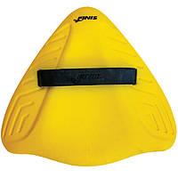 Доска для плавания Alignment Kickboard Yellow, Finis