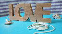 """Надпись """"Love №1"""""""