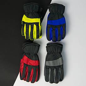 Оптом рукавички підліткові на 8 - 9 - 10 - 11 - 12 років лижні (арт. 20-12-38)