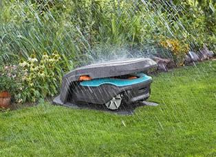 Гараж для робота газонокосарки Sileno    04011-20.000.00, фото 3