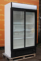 """Холодильная шкаф-витрина """"INTER 800T"""" полезный объём 800 л., (Украина), хорошее состояние, Б/у"""