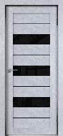 Двері міжкімнатні TDR-18 BLK
