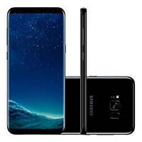 Samsung Galaxy S8+ plus Black 64GB 1sim