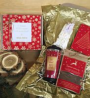Корпоративный подарок - набор с термостаканом [брендируется, цвет и состав меняется]