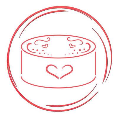 Фонові вафельні картинки для торта