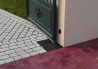 Привод  для автоматизации распашных ворот c подземной установкой Nice Metroplex 3000, фото 3