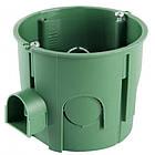 Одномісна монтажна коробка для суцільних стін Schneider Electric 65x60 (IMT35101), фото 3