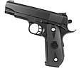 Пистолет детский 19,5 см. VIGOR V9 пластиковые пульки. 3 цвета, фото 2