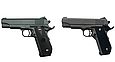 Пистолет детский 19,5 см. VIGOR V9 пластиковые пульки. 3 цвета, фото 3
