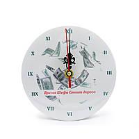 Часы настольные Нервы шефа стоят дорого