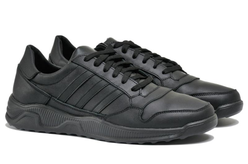 Чоловічі кросівки з натуральної шкіри ZX 500 leather. 46 47 48 49 50