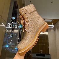 Ботинки Timberland Jimmy Choo, фото 1