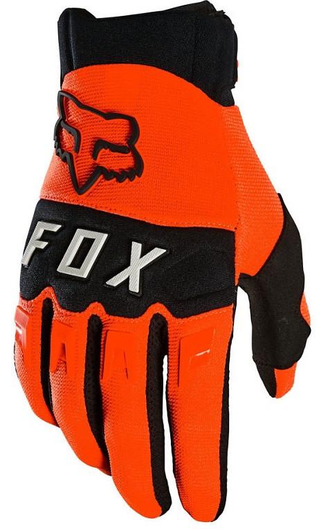 Мотоперчатки Fox Dirtpaw оранжевый, L (10)