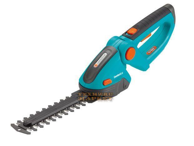 Акумуляторні ножиці для живоплоту Gardena ComfortCut