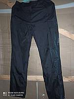 Мужские спортивные штаны плащевка на флисе рр S (СКЛАД)