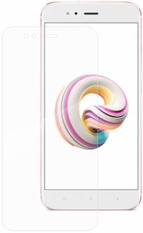 Гидрогелевая защитная пленка на Xiaomi Mi A1 на весь экран прозрачная