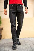 Джинсы мужские 129R9333 цвет Черный
