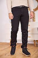 Джинсы мужские 129R5016 цвет Черный