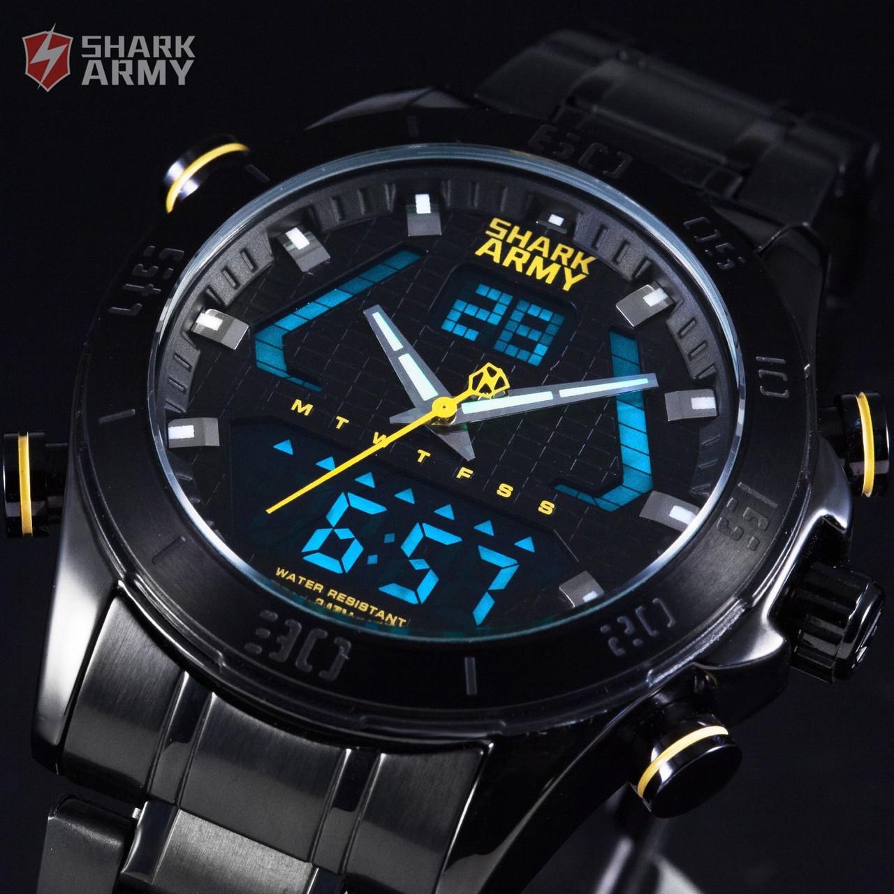 Мужские наручные часы Shark Army SAW164