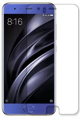 Гідрогелева захисна плівка на Xiaomi Mi 6 на весь екран прозора