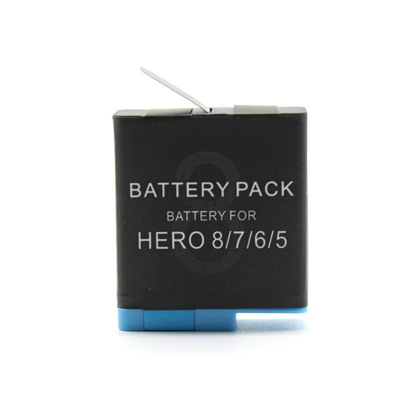 Аккумулятор AHDBT-801 для GoPro HERO8 Black