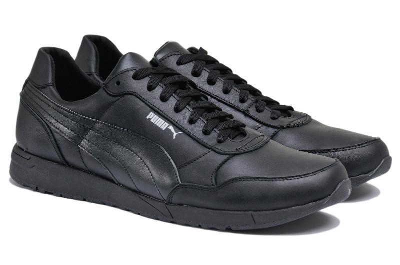 Чоловічі кросівки з натуральної шкіри Puma Classic р. 46 47 48 49 50