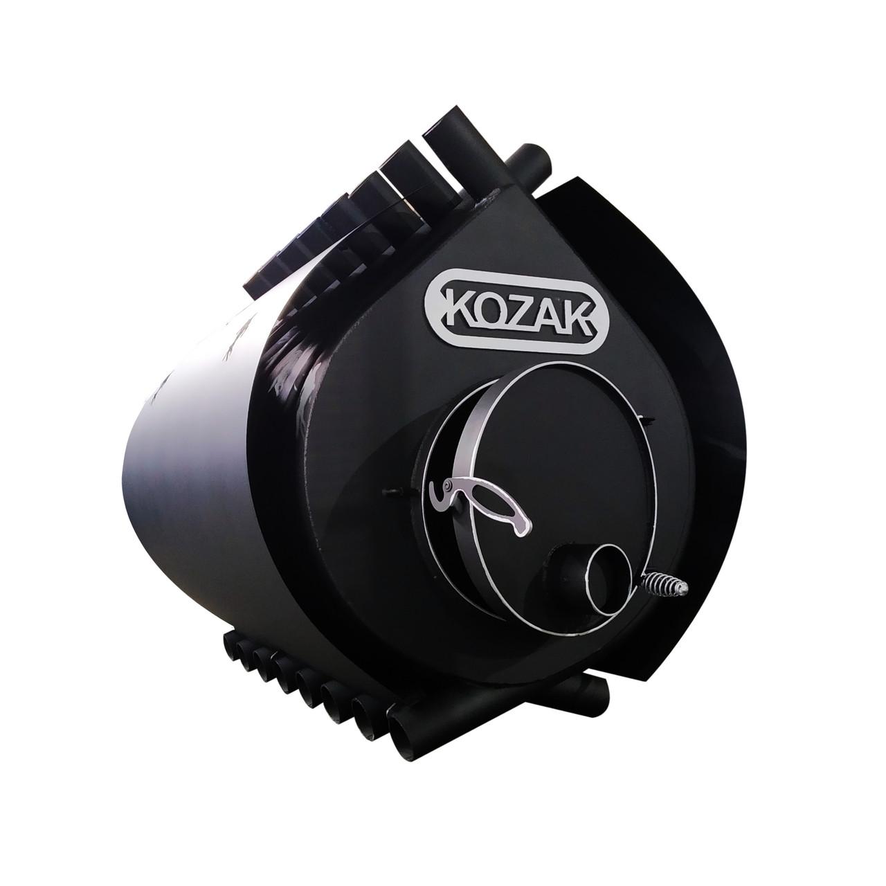 Піч-булерьян KOZAK 05 - 1200 м3+кожух