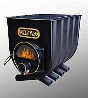 """Булерьян с варочной поверхностью KOZAK """"02 - 400 м3""""+стекло, фото 1"""