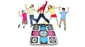 Танцевальный коврик X-TREME Dance Mat Platinum USB
