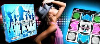 Танцевальный коврик X-TREME Dance PAD USB+подключениие к TV