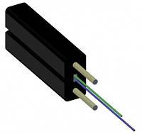 ВО кабель 2E9/125 Drop FTTH легкий (100N), G657A, внутренний, LSZH, силовой элемент - кевлар, Orient