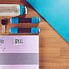 Весы напольные электронные SC-BS33E085 максимальный вес 150 кг точность измерения 100 г, фото 2
