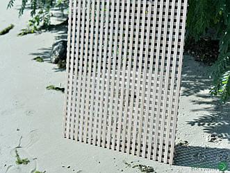 Деревянная декоративная решетка — 2S (Ольха, Бук, Клен, Ясень, Дуб)