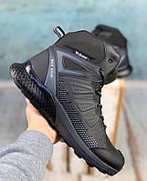 Ботинки MAX Gray/Blue/Black, фото 1
