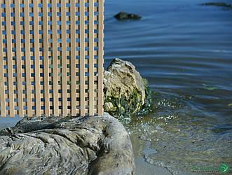 Деревянная декоративная решетка — 3S (Ольха, Бук, Клен, Ясень, Дуб)