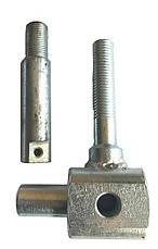Механизм регулировки подбарабанья комбайна СК-5 Нива цапфа 54-2-58 В, фото 3