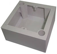 Подрозетник 80x80mm для внешней установки внутренней розетки, N-серия