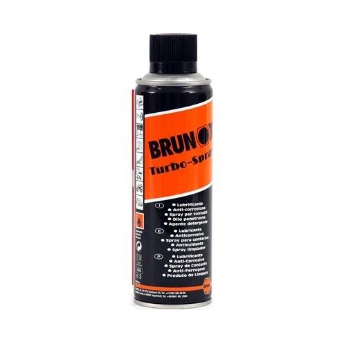 Brunox Turbo-Spray мастило універсальне спрей 500ml