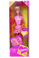 Коллекционная кукла Барби День Святого Валентина Barbie Make A Valentine Mattel 20339