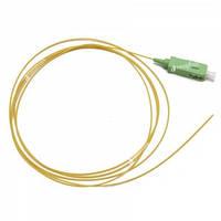 FBT SC(APC), 1.5м, SM оптический пигтейл (монтажный шнур)