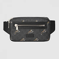 Gucci Bestiary belt bag with Tigers GG Supreme tigers, фото 1