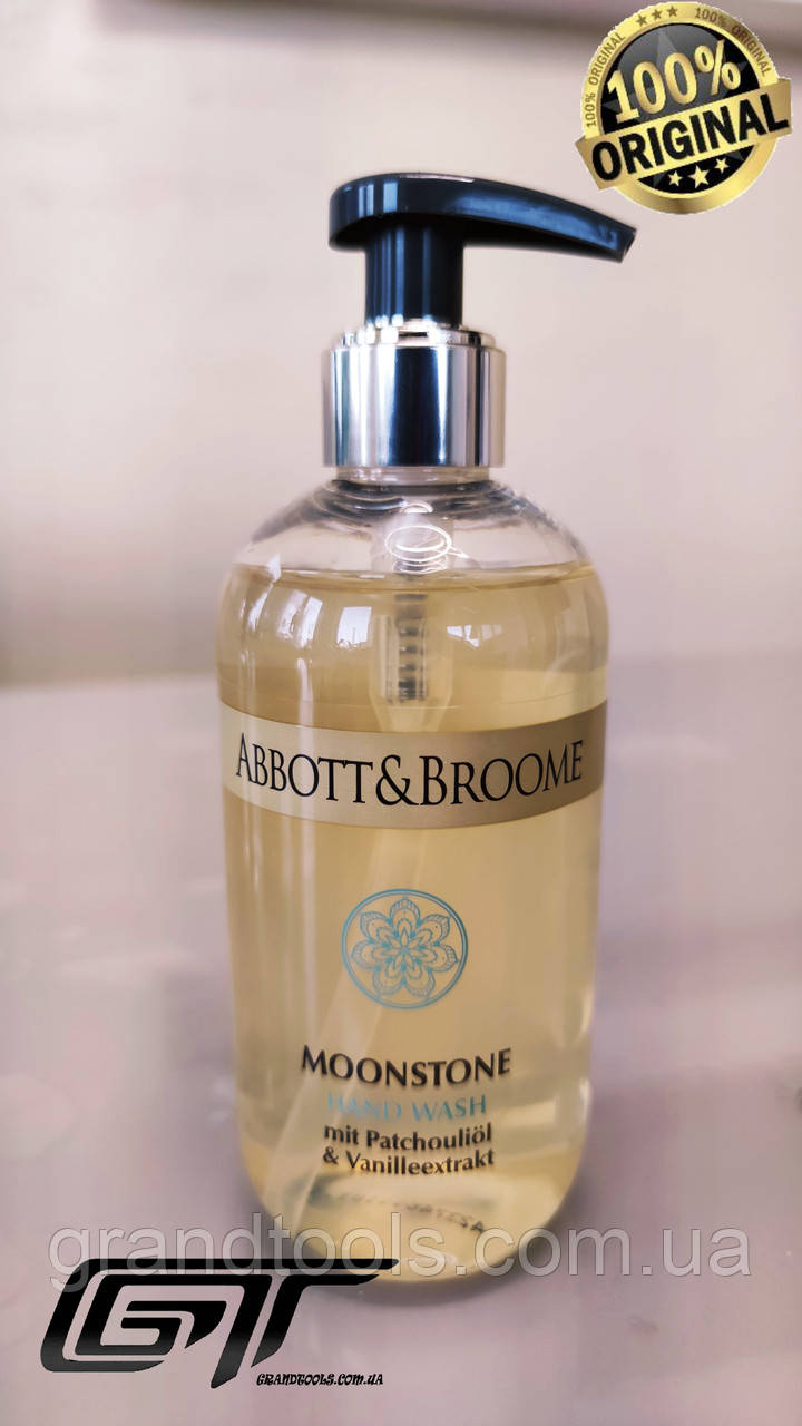 Abbott & Broome Moonstone рідке мило для рук 300 мл, Німеччина