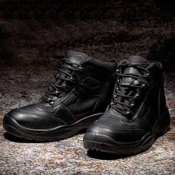 "Ботинки ""ZENKIS"" тактические LEGION U1-909 WT black (ЗИМОВІ) -15°С Ukr-Italia"